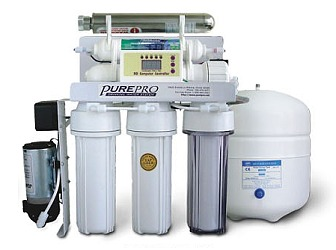 Purepro 174 Ro103tds Uv Reverse Osmosis Water Filter Systems